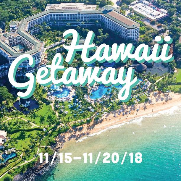 Hawaii getaway  instagram