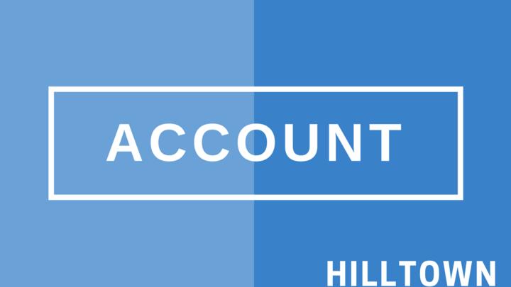 New Account Registration logo image
