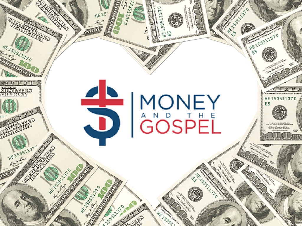 Money and the gospel  promo