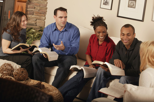 Small group bible study nottingham