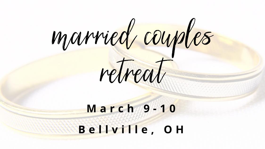 Couples retreat registration image