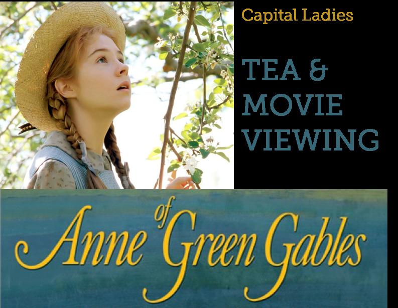Anne of gg tea