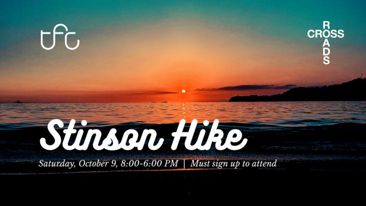 Stinson Hike logo