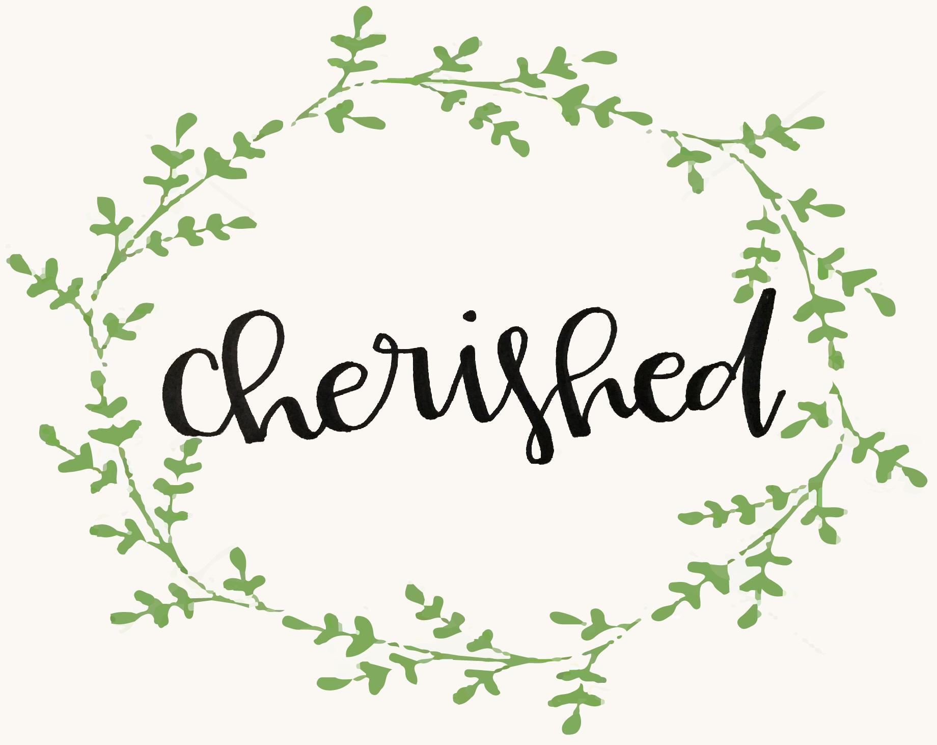 Cherished logo final