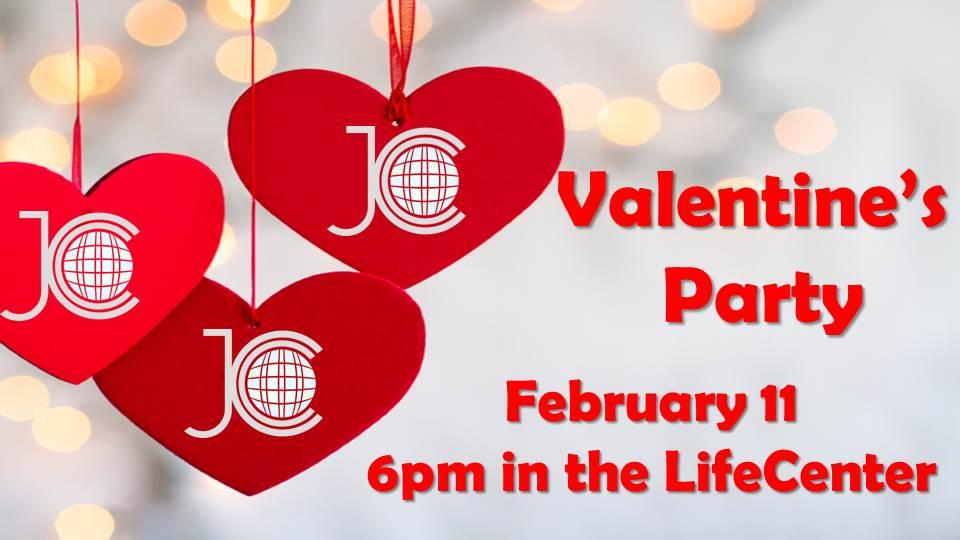 2.11.18 valentines party