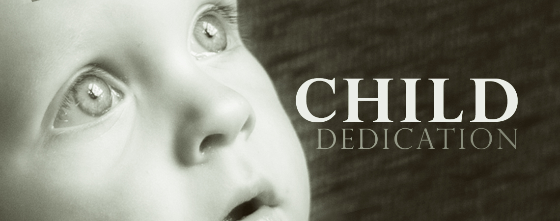 Child dedication website