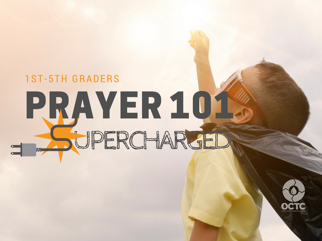 Prayer 101 supercharged 4 3  1