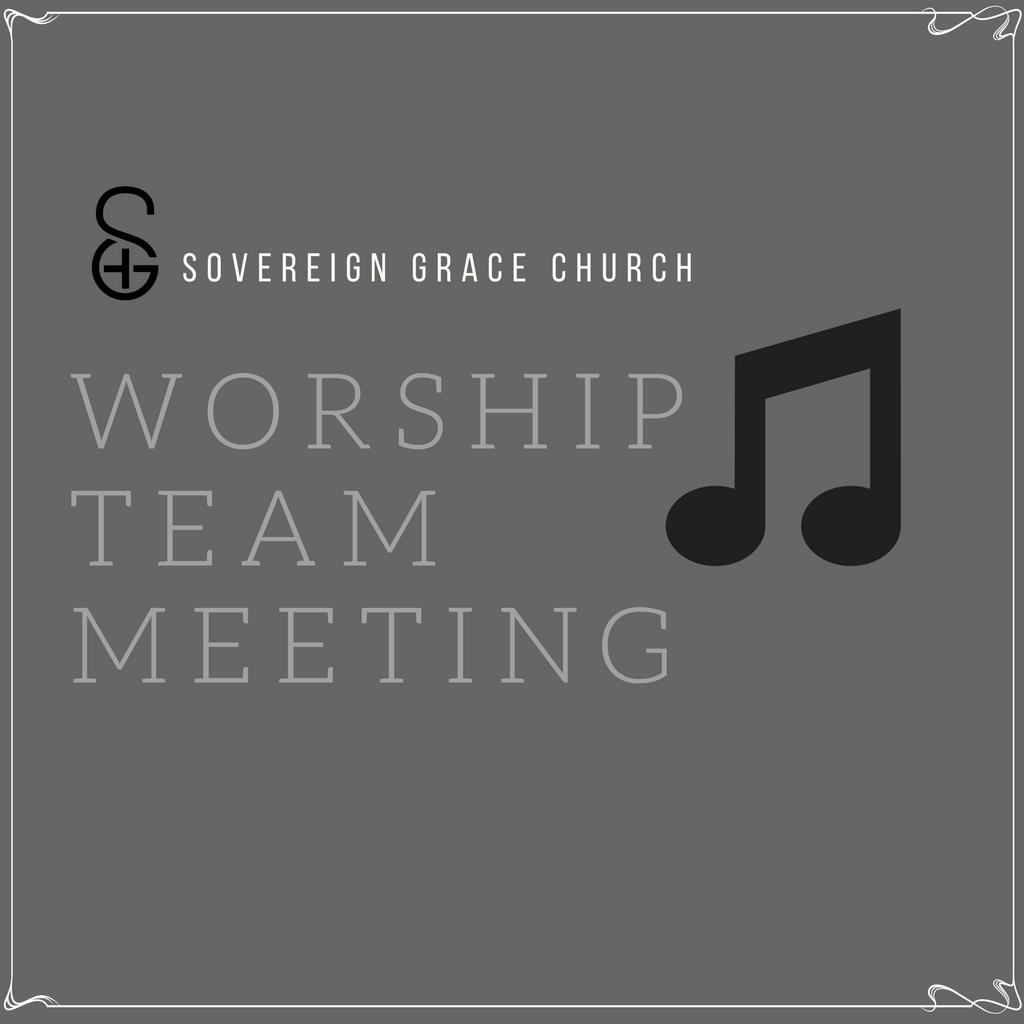 2017 worship team meeting  square