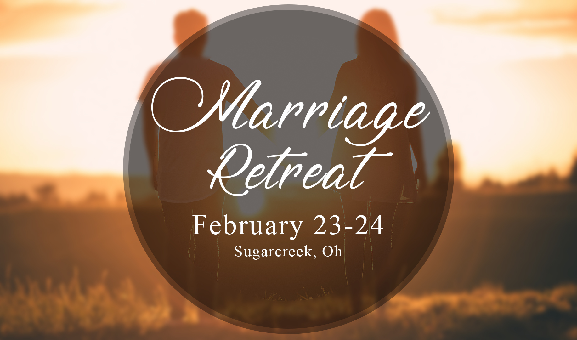 Marriage retreat 2018 final