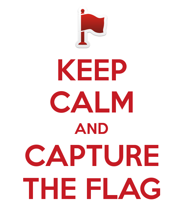 Keep calm and capture the flag 19