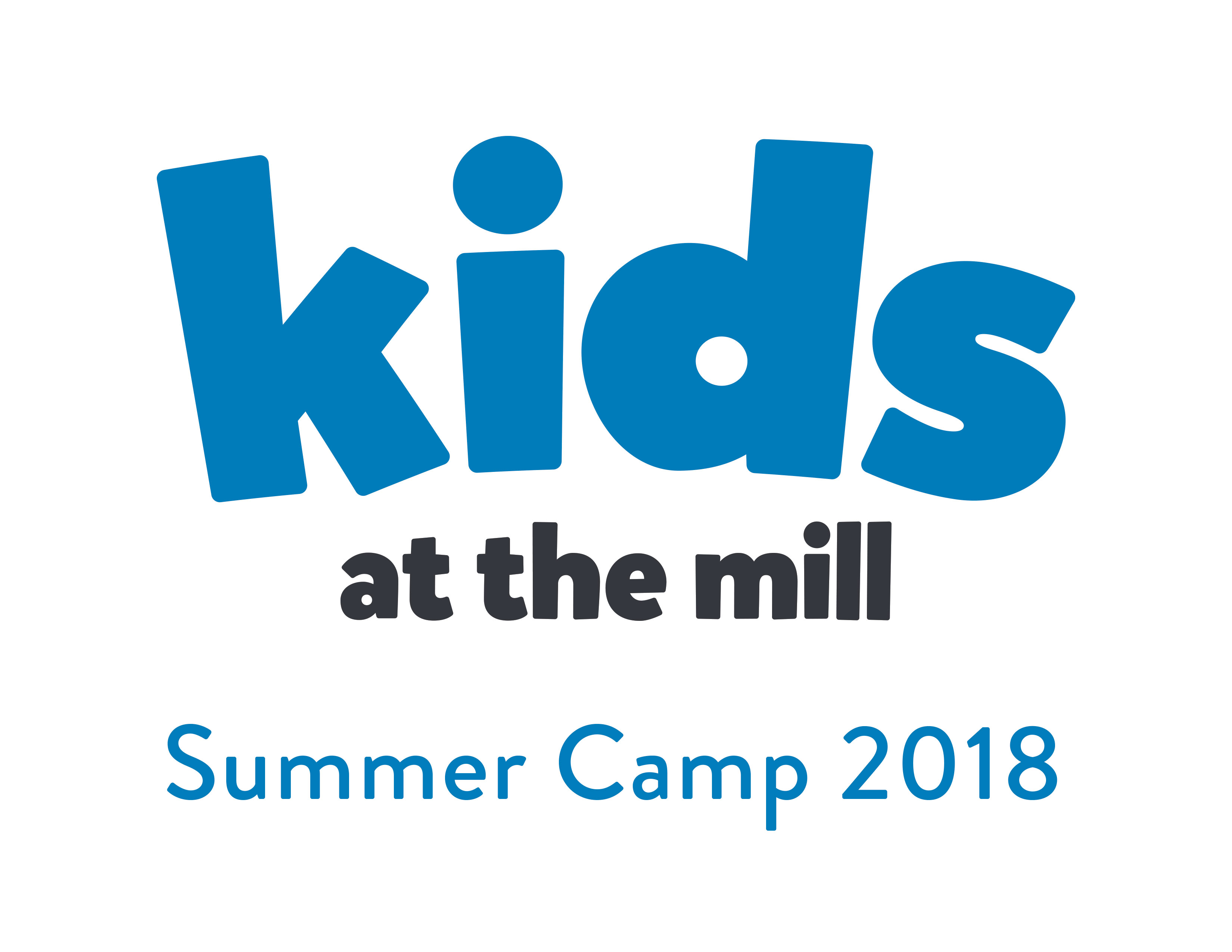 The mill church for Valley mill summer camp