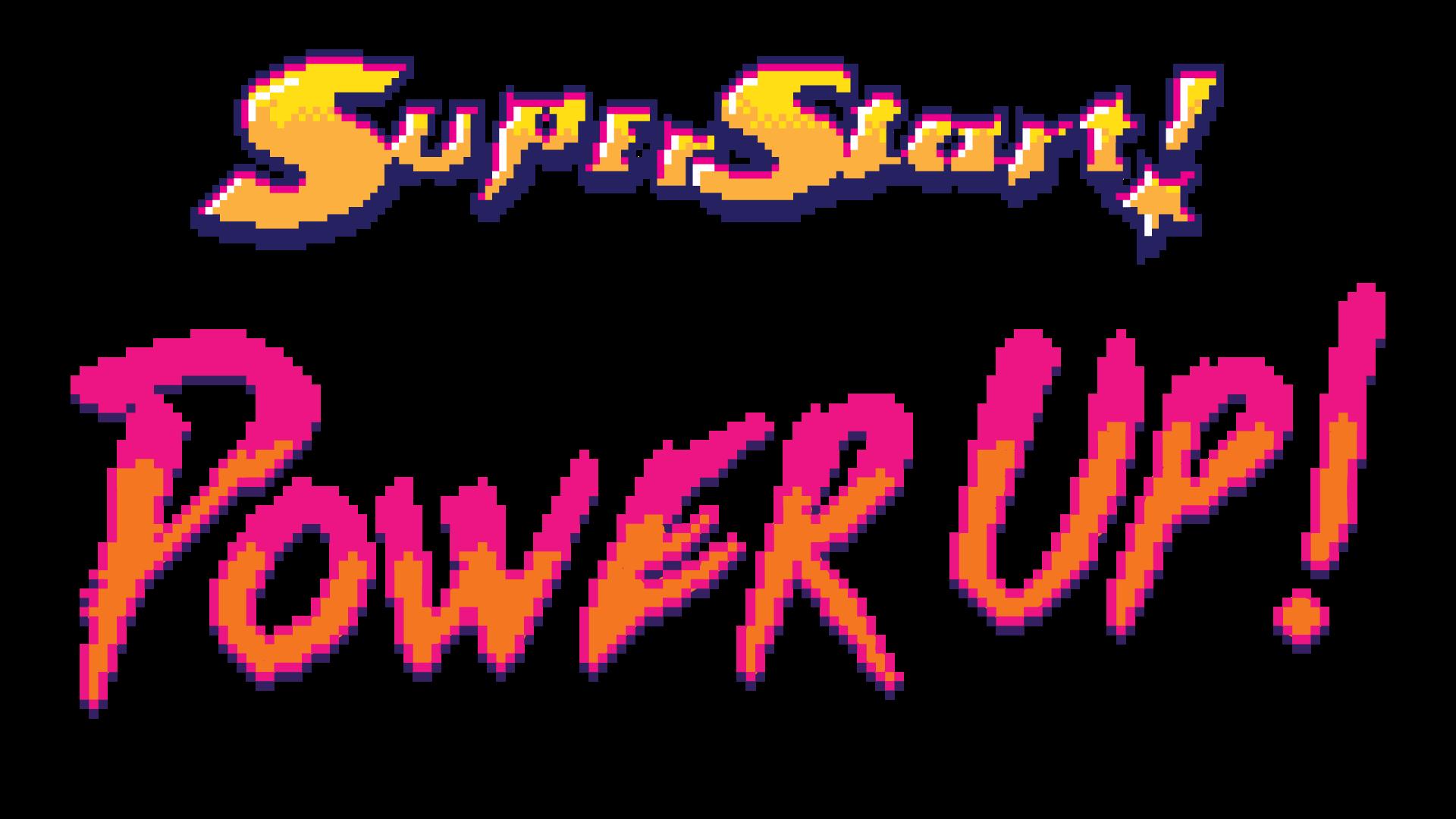 Ss  powerup logo