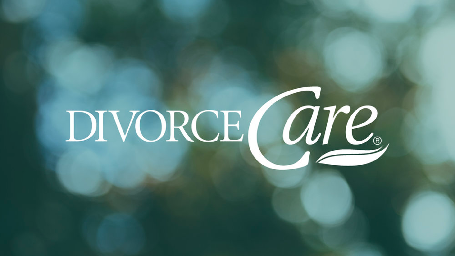 Divorcecare   empty