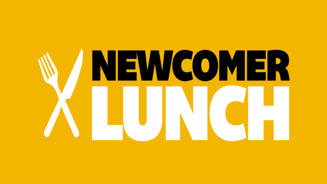 Newcomer lunch blank