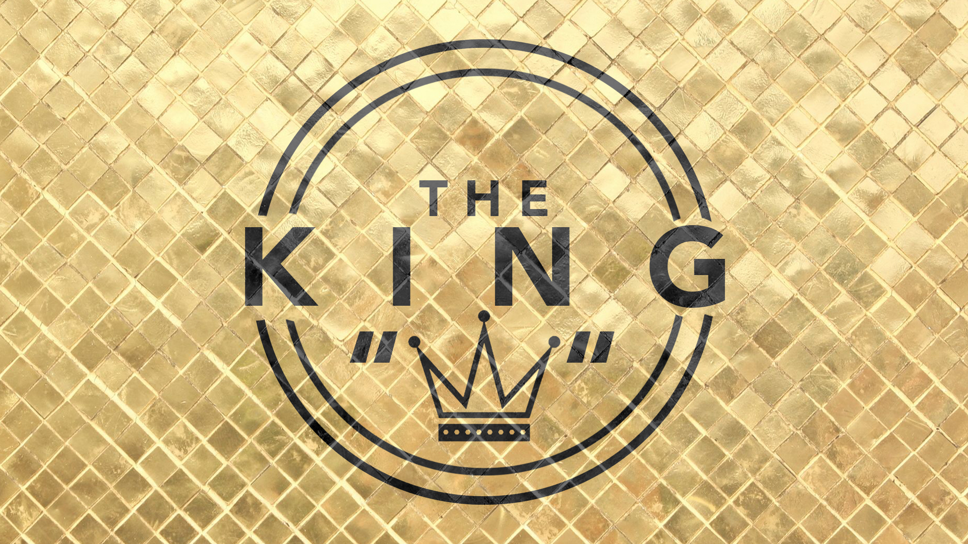 The king graphic