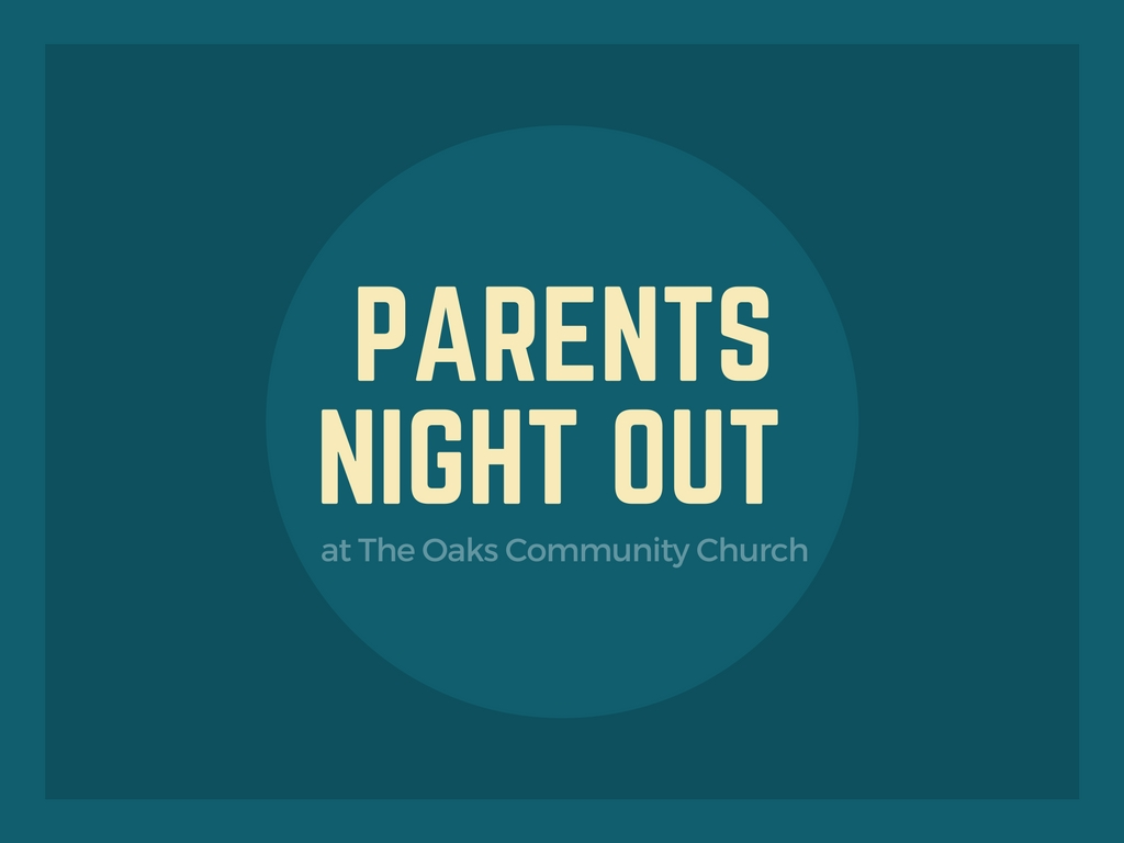 Parents night out 2018 generic