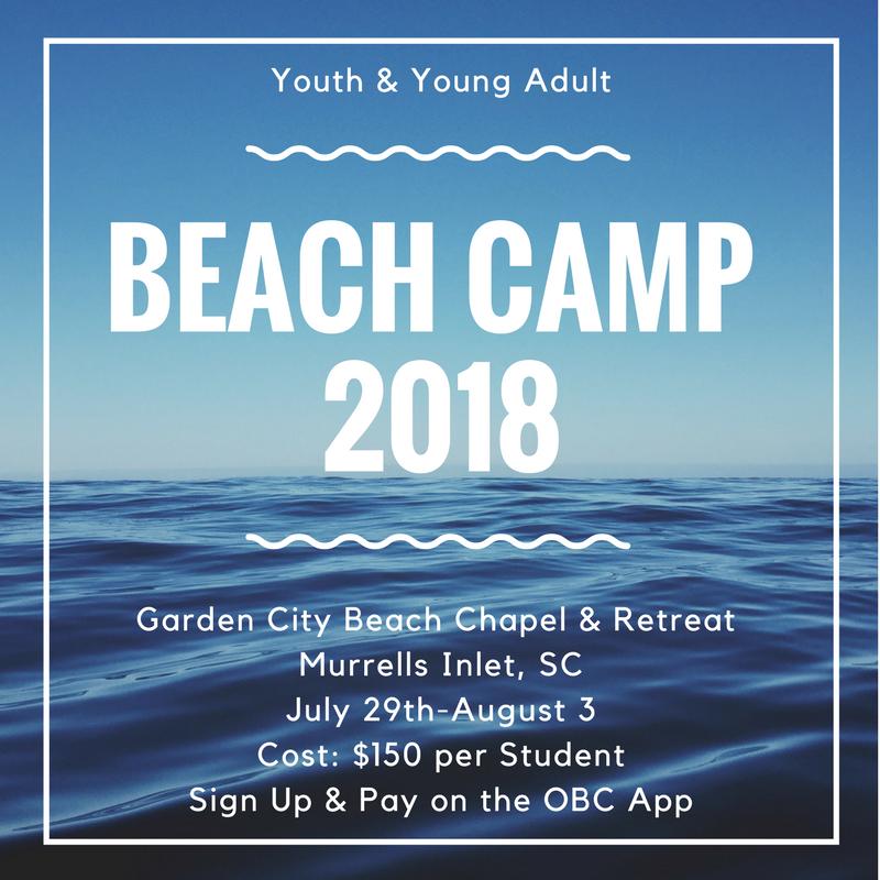 Beach camp 2018  1