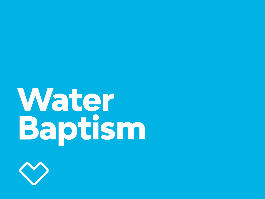 Pco event waterbaptism