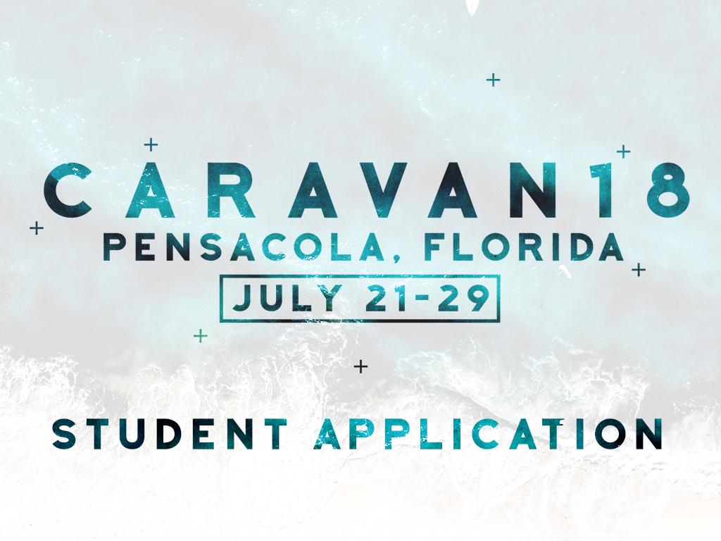Caravan18 student application