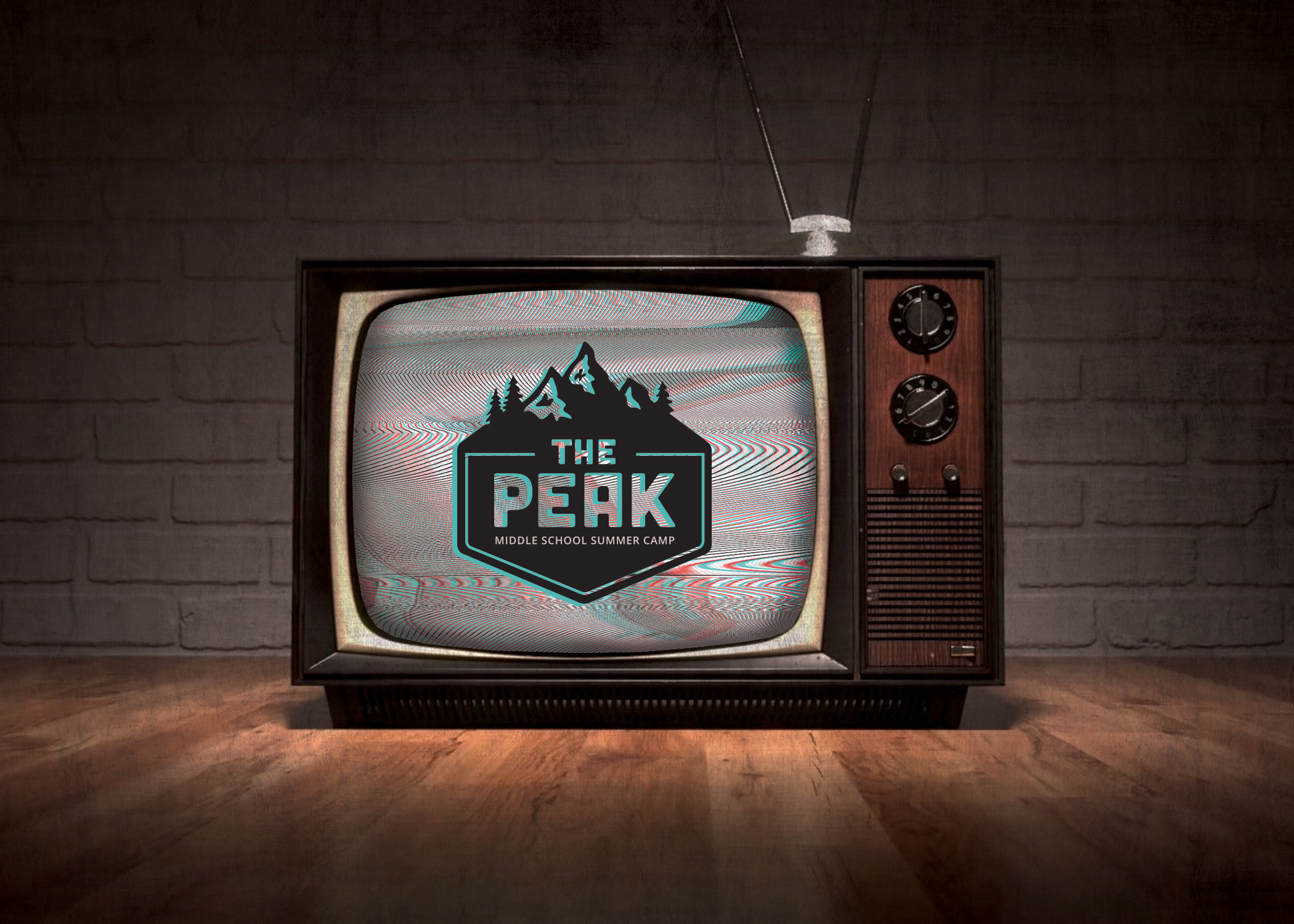The peak 2018 title on screen