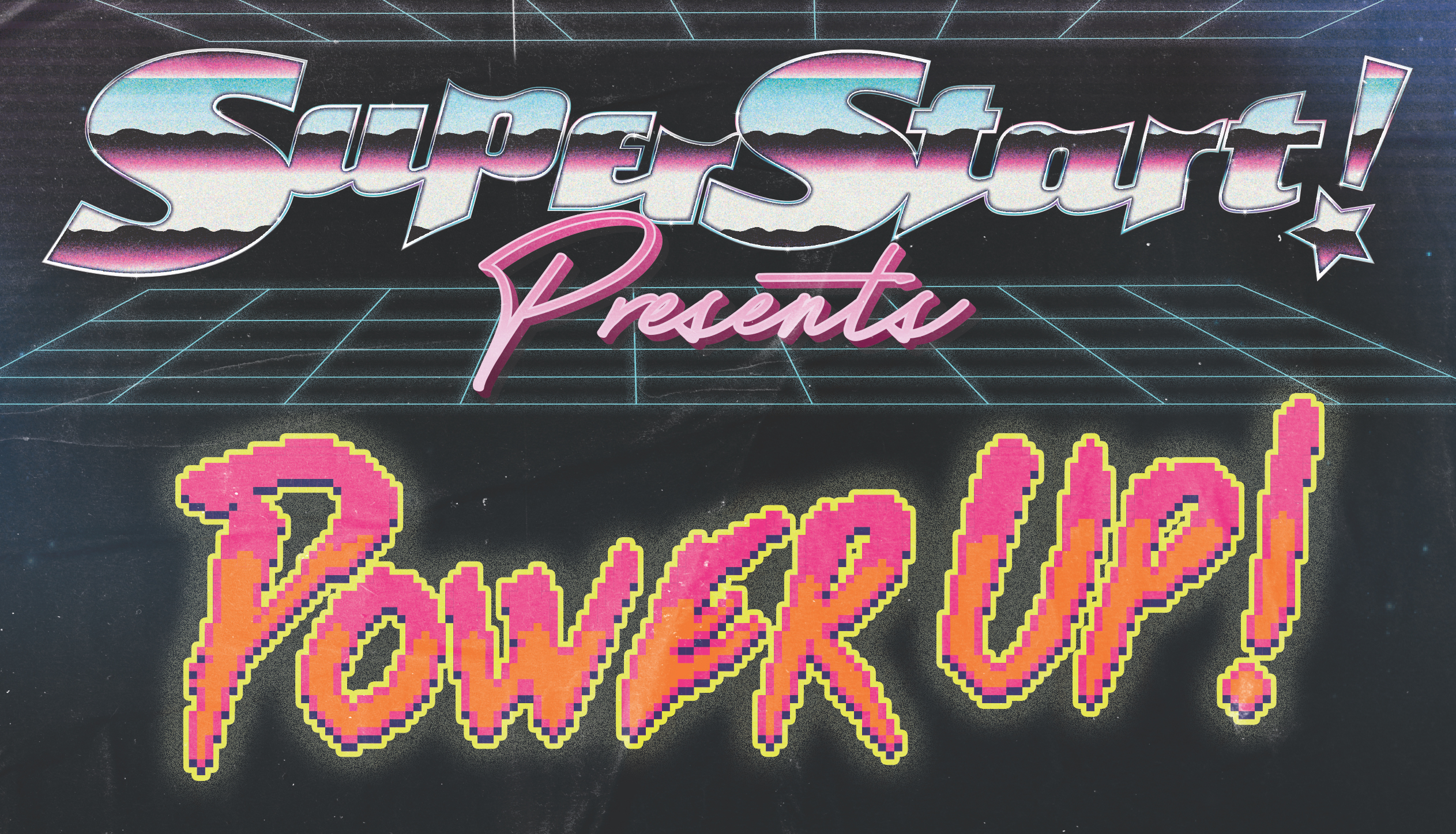 Power up theme