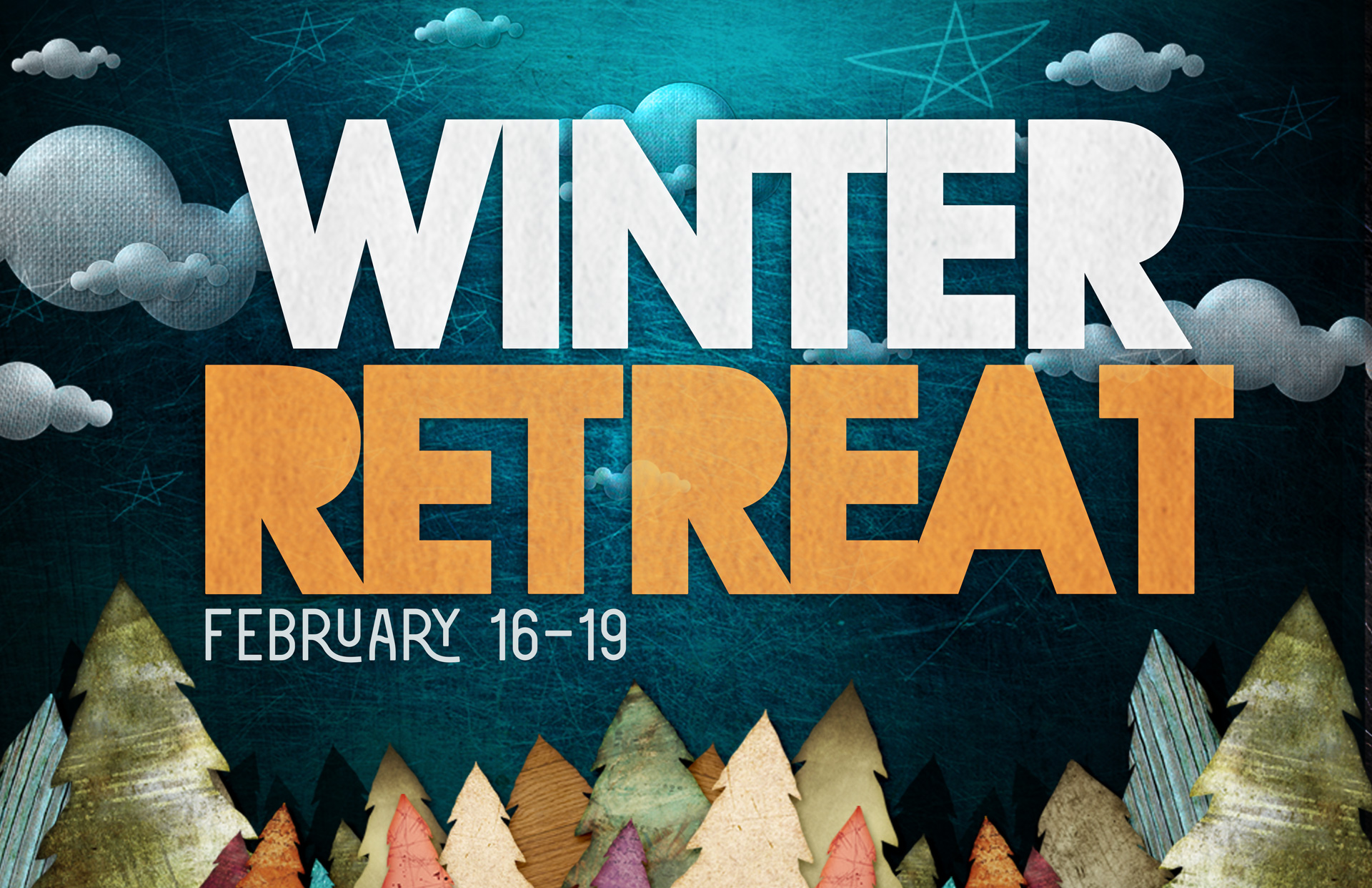 Winterretreat poster 2018