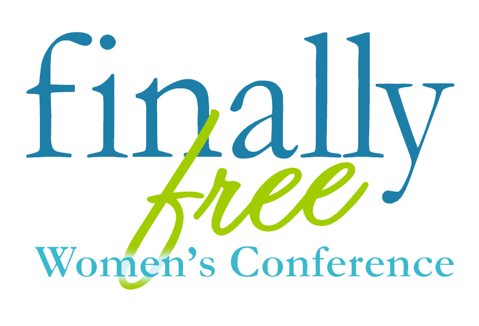 Finally free women s conference logo