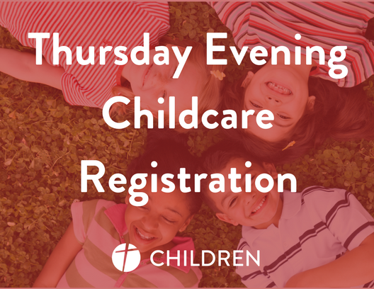 Thursday pmchildcare registration  1