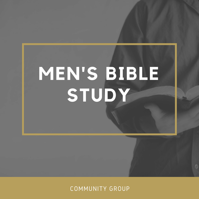 Men s bible study
