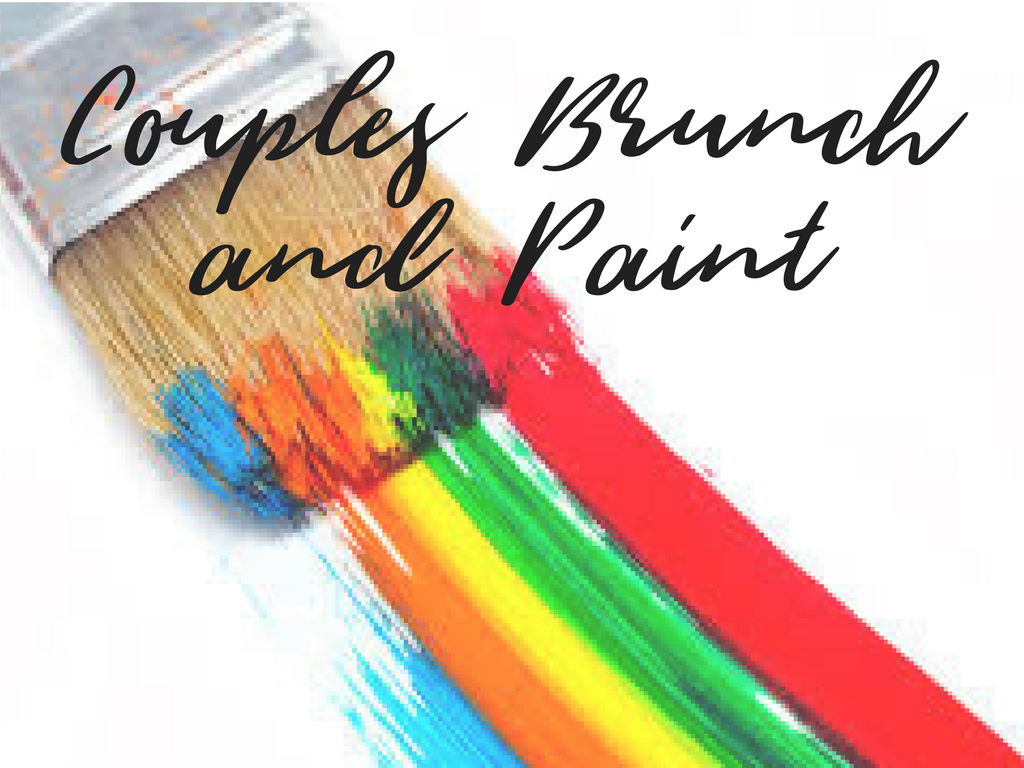 Couples brunch and paint  1