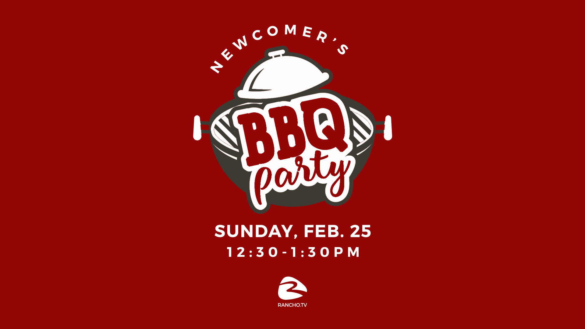 Newcomers bbq
