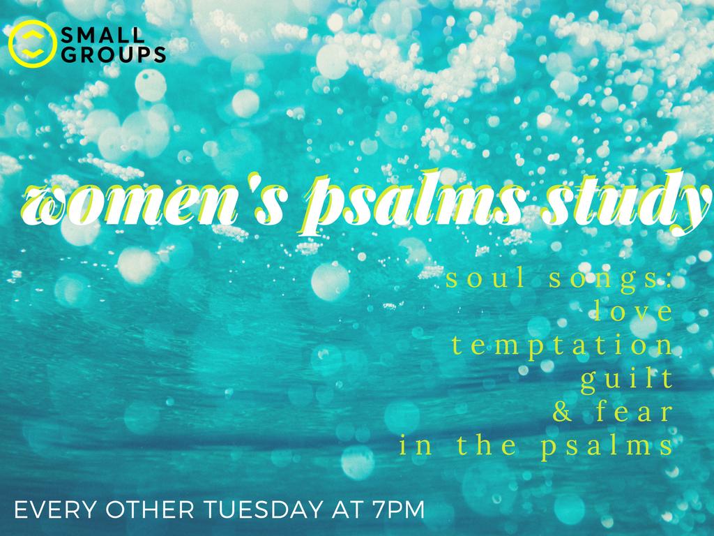 Women s psalms study   pc