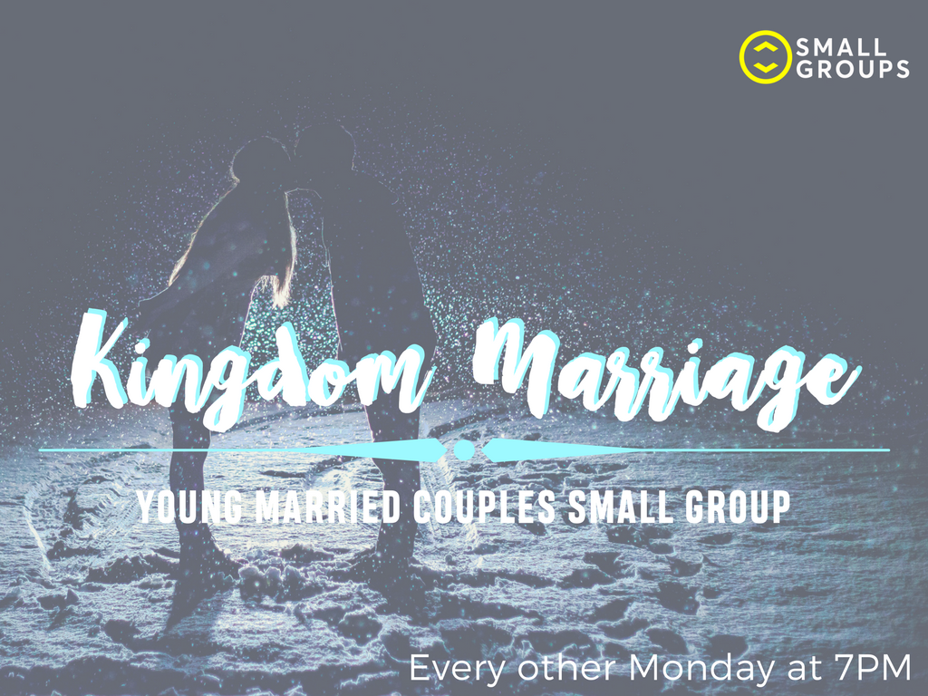 Kingdom marriage small group pc