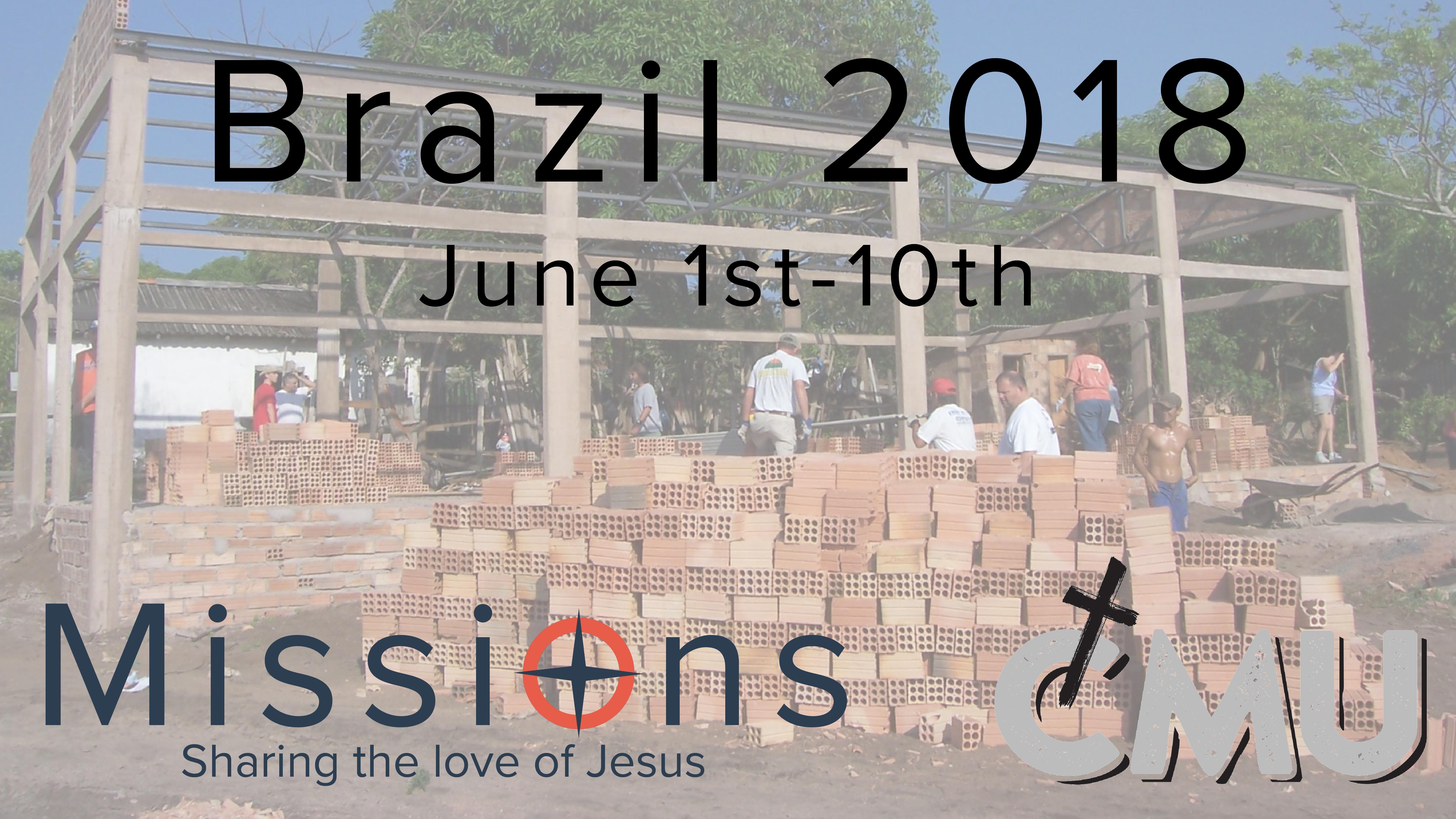 Mission brazil 2018 01