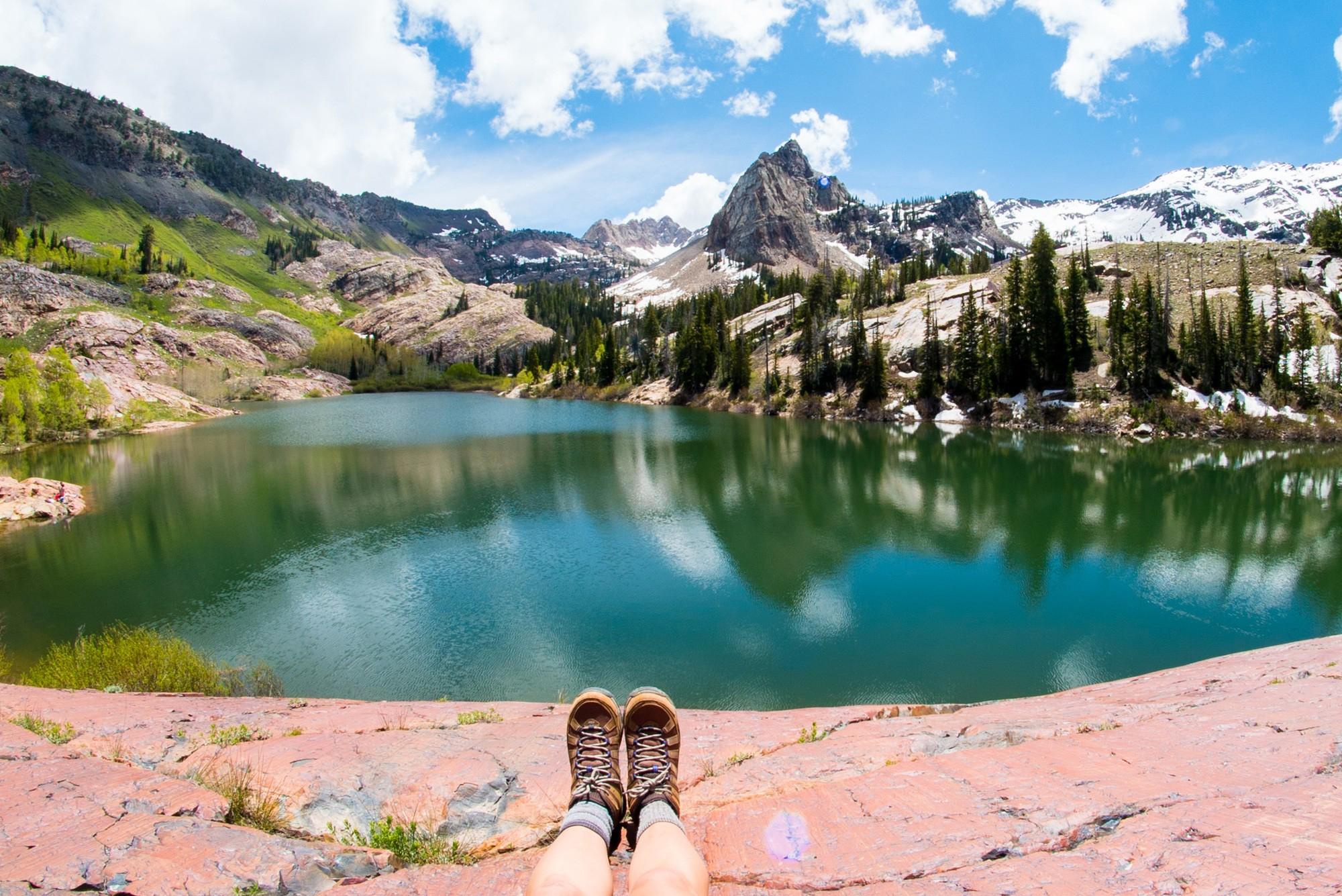 Hike to somewhere