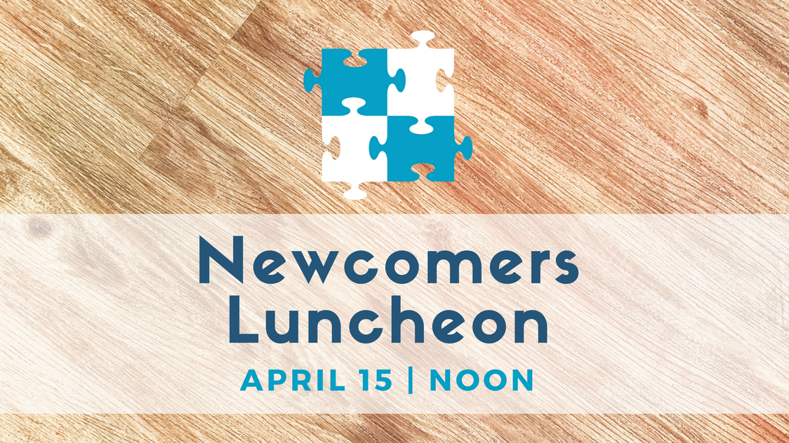Newcomers luncheon registration image