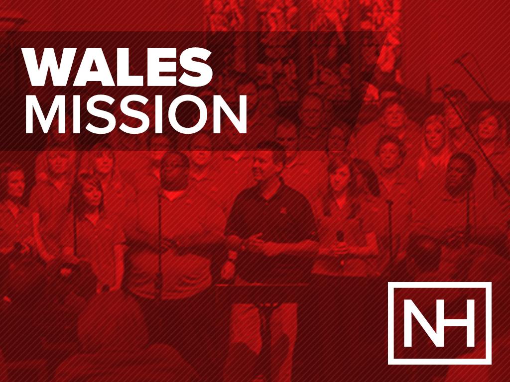Wales mission trip