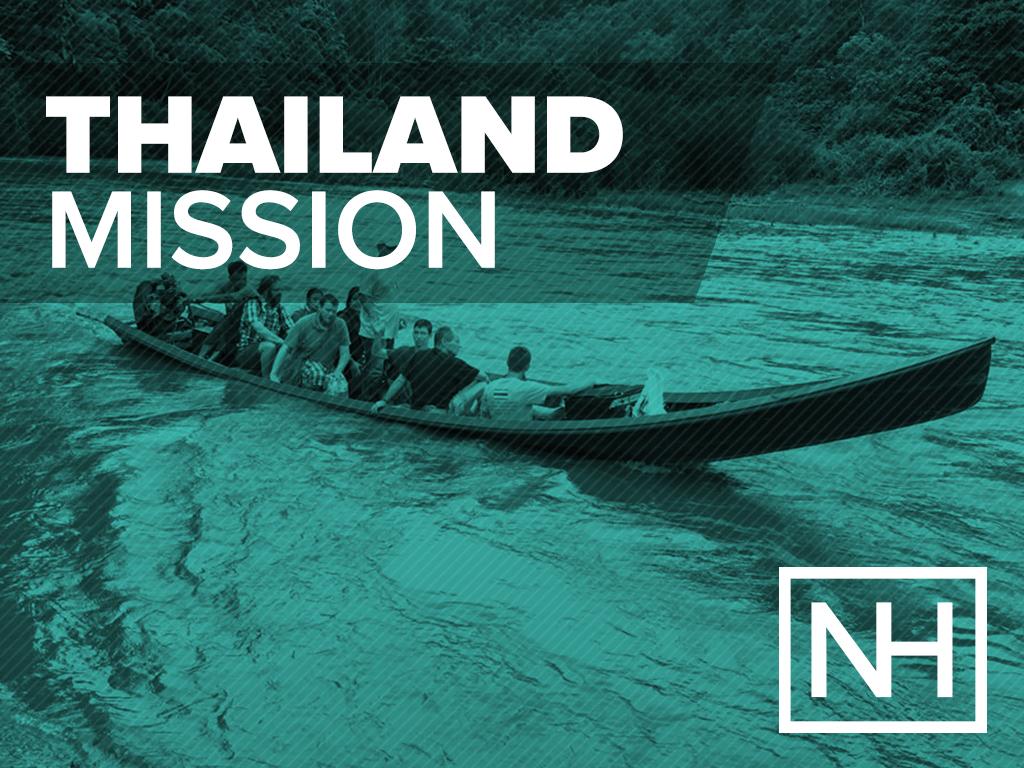 Thailand mission trip