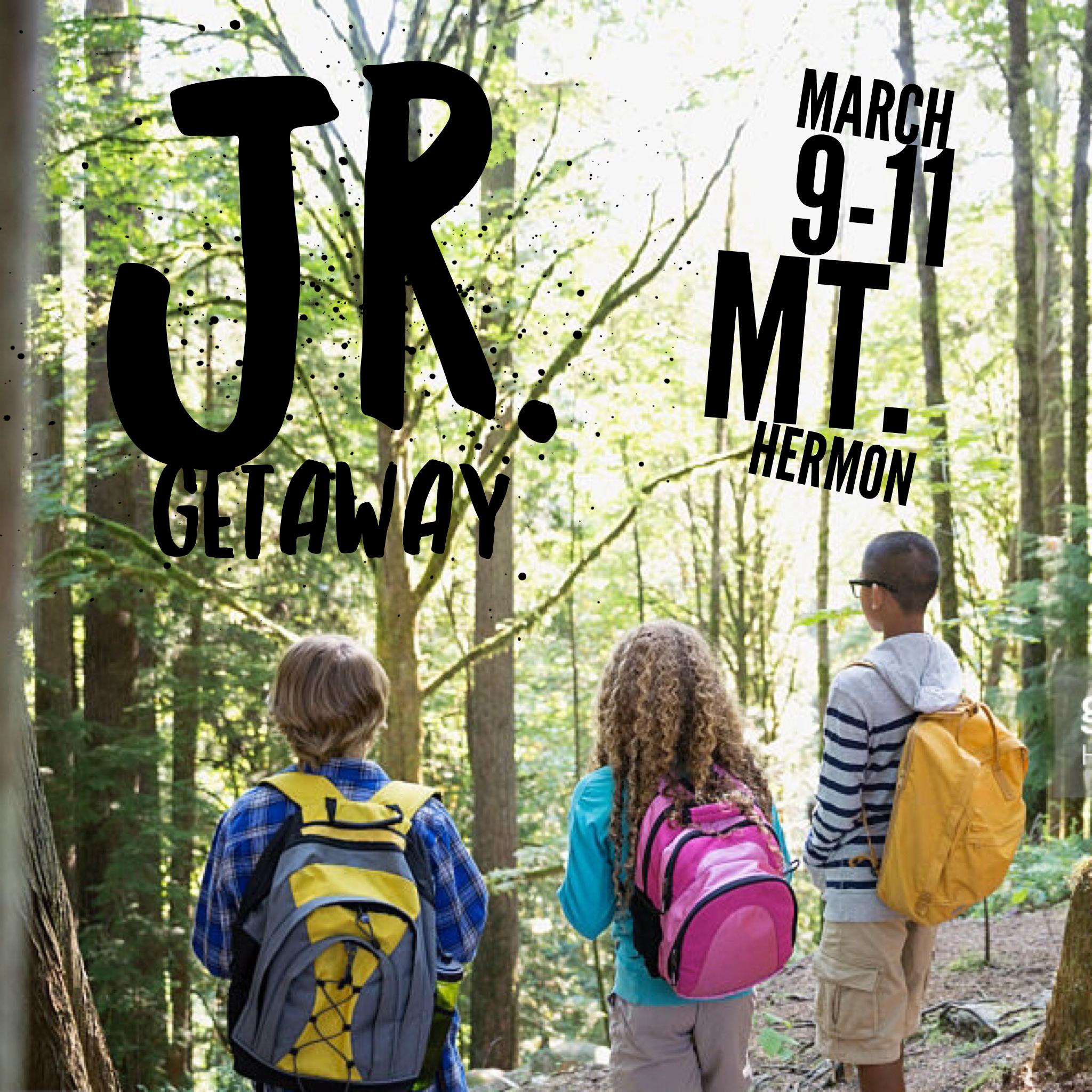 Jr getawayweb