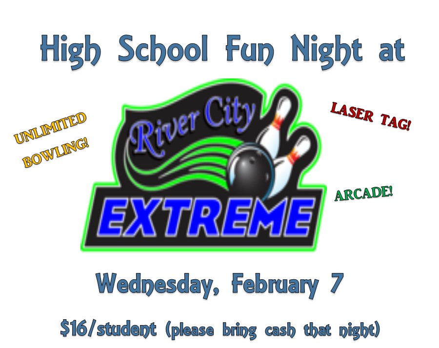 River city extreme fun night 2 7 18  min details