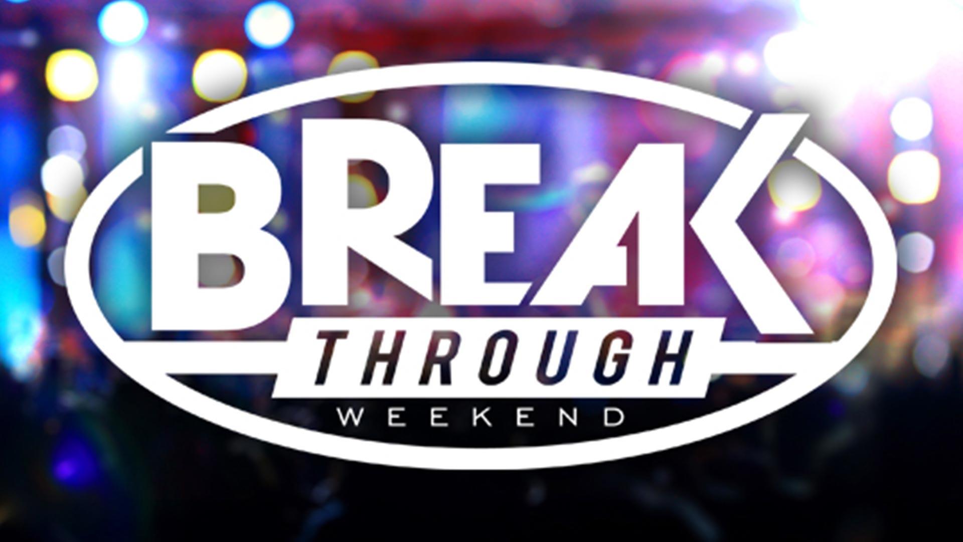 Breakthrough weekend 2018 1920x1080