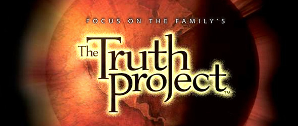 The truth project image