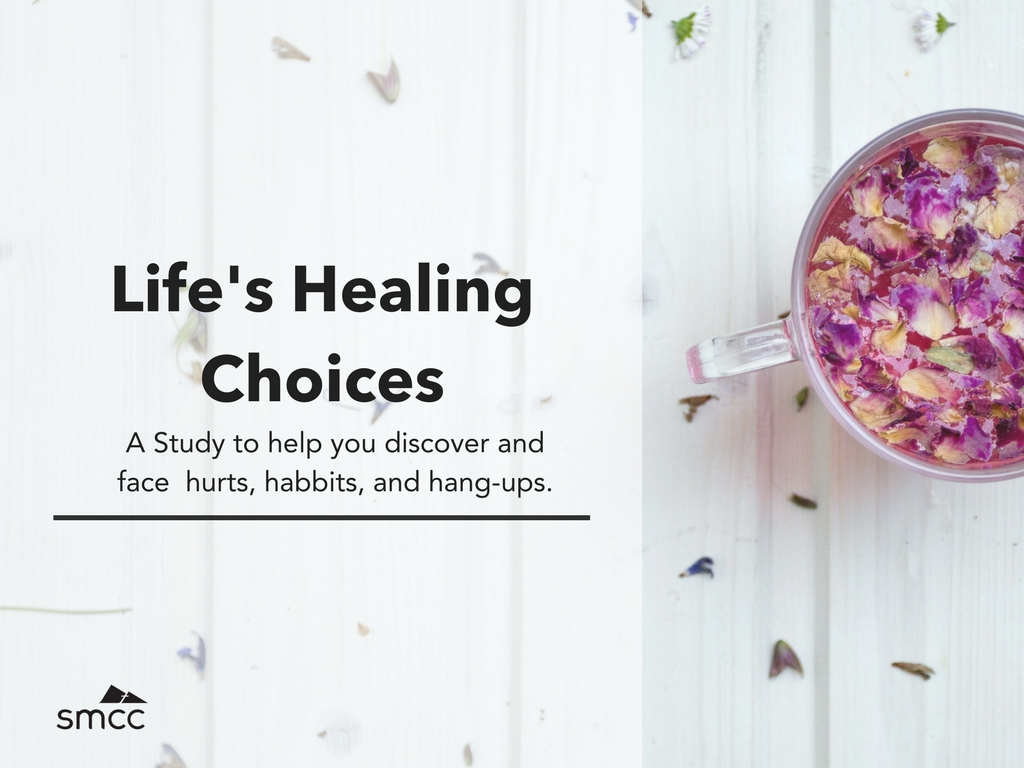 Life s healing choicesappwide