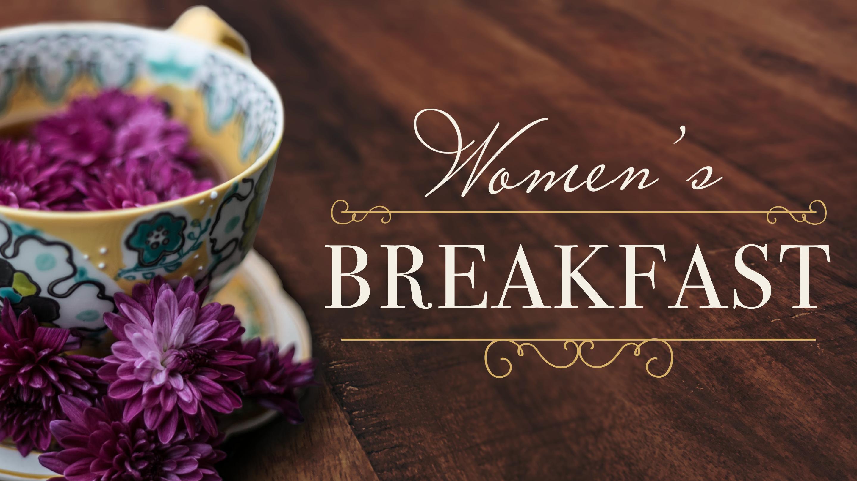 Women s breakfast logo