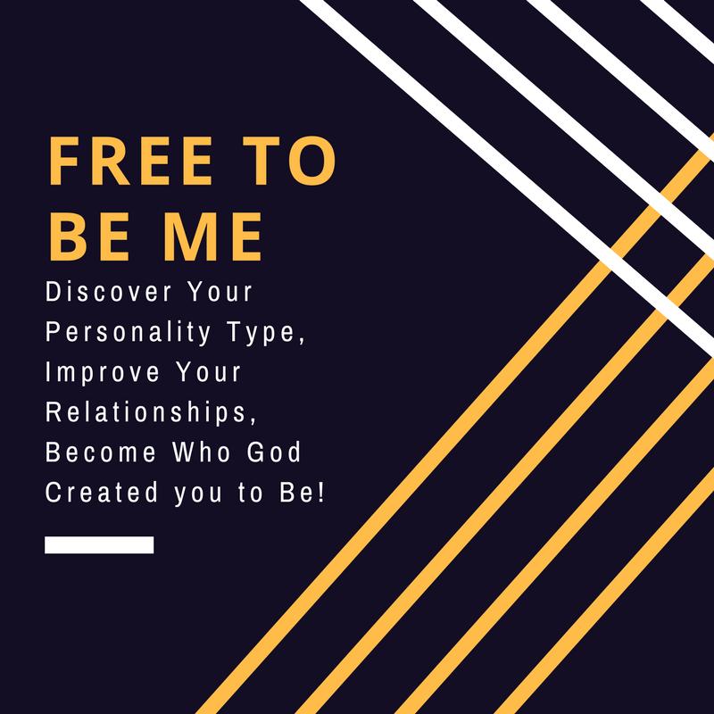 Free to be me