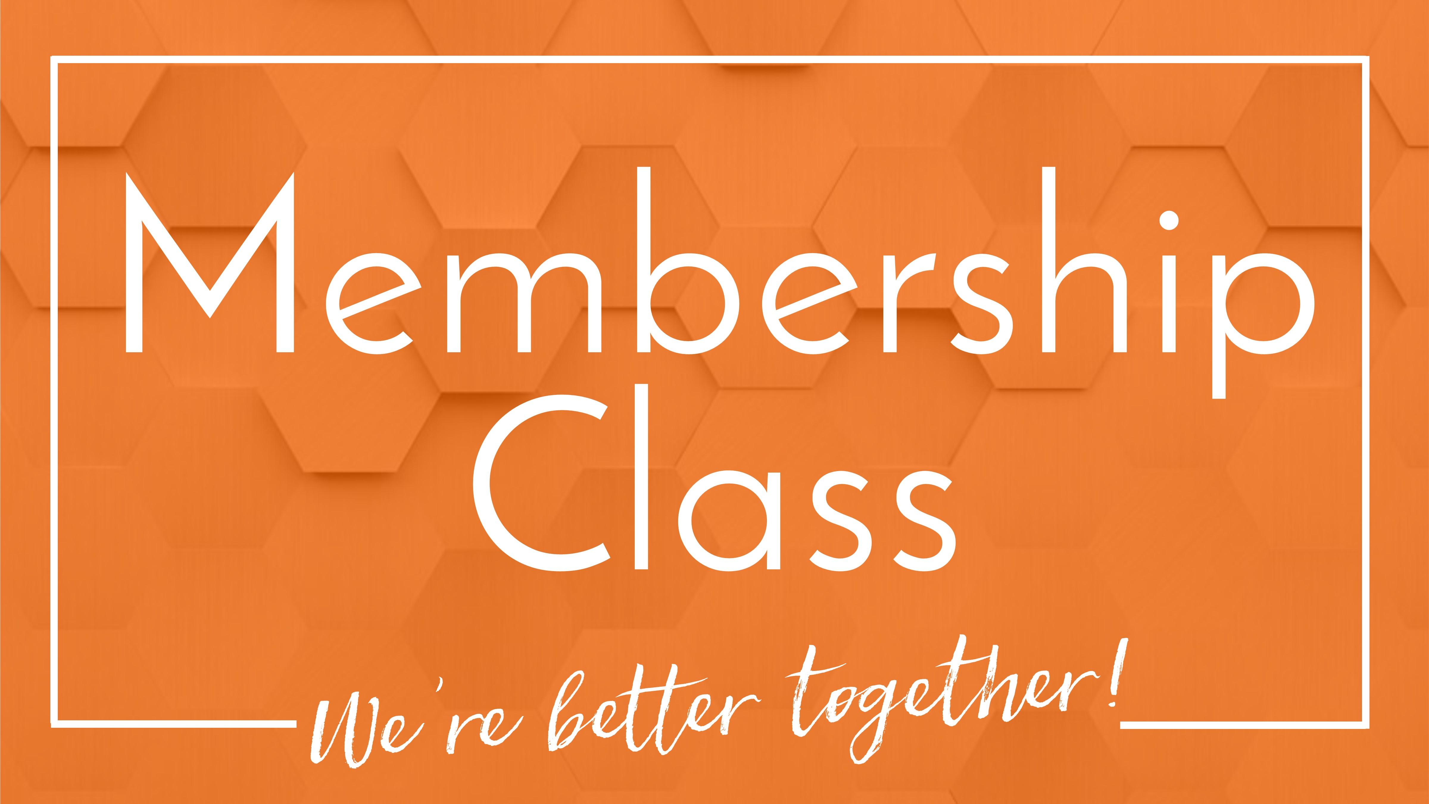 Membership class tab
