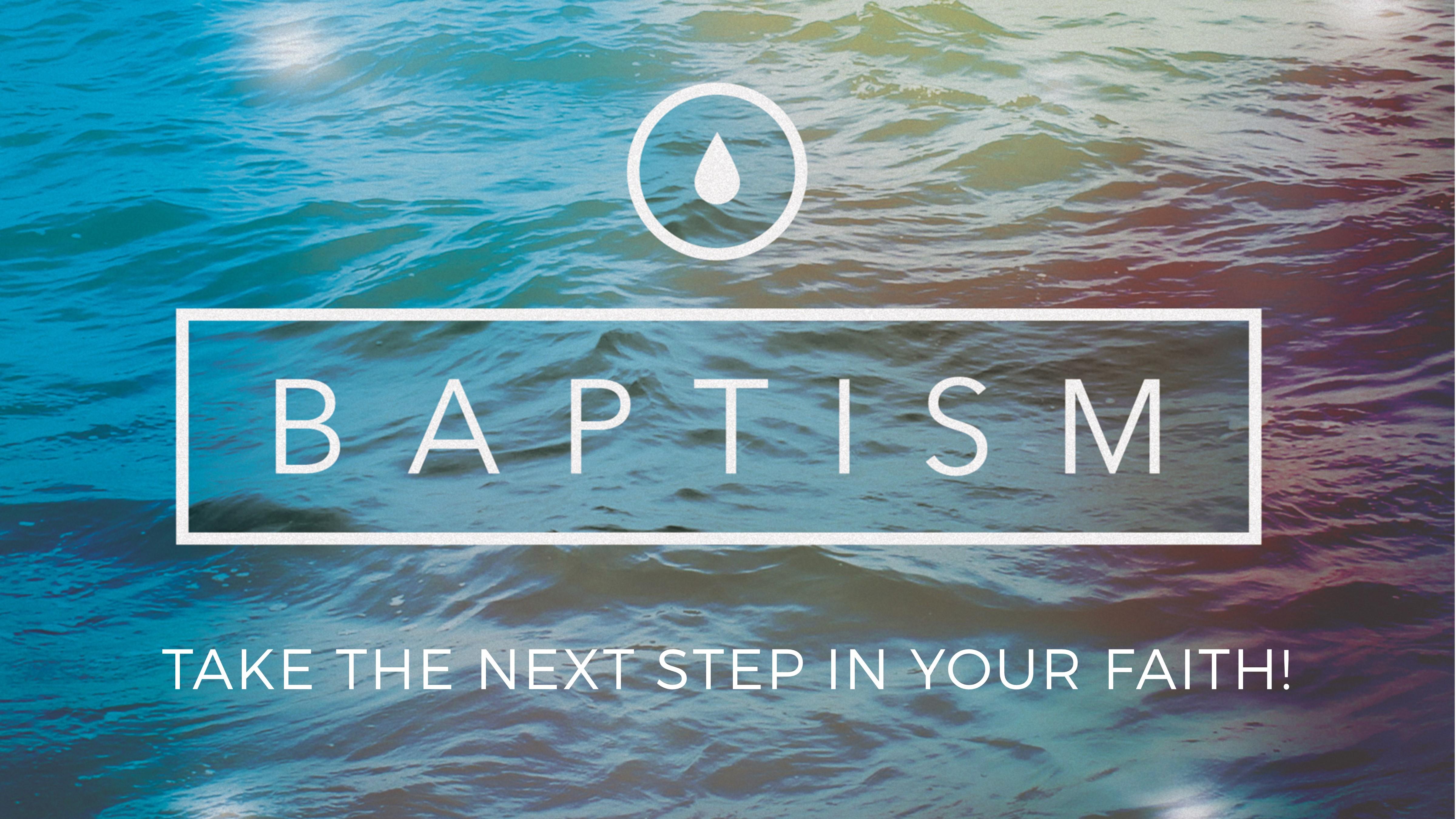 Baptism tab