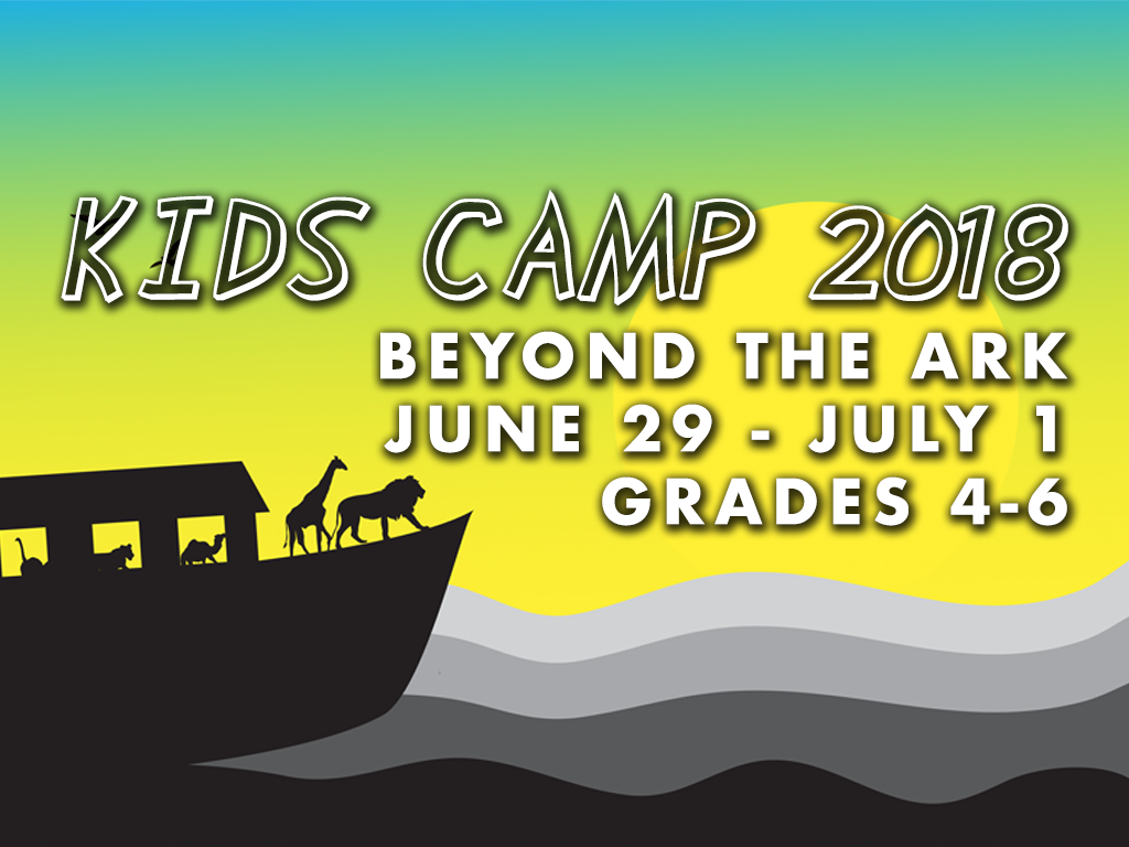 Kids camp 2018 beyond the ark1