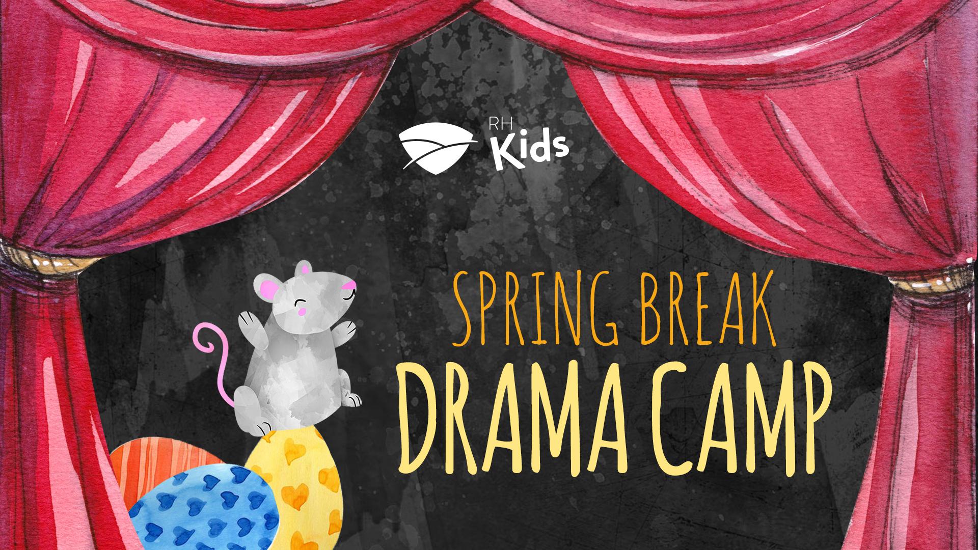 Drama camp 2018 title