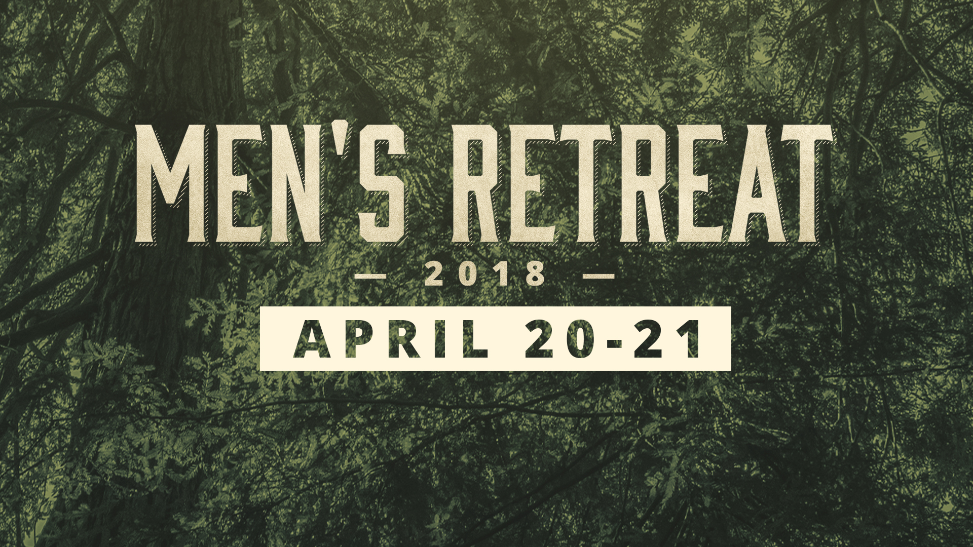 Men sretreat